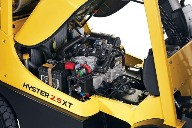 Vysokozdvižný vozík s LPG pohonom H2.0-3.0XT