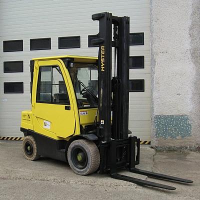 Čelný vozík s LPG pohonom H3.0FT LPG (OZN. H6008)