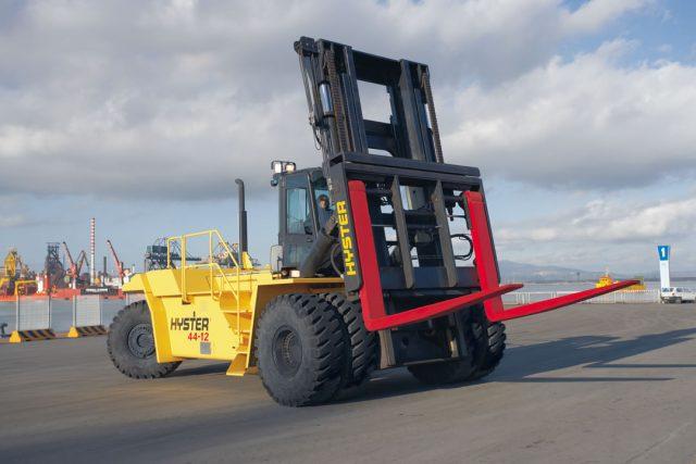 Ťažkotonážny vysokozdvižný vozík H36-48XM-12
