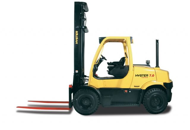 Vysokozdvižný vozík s LPG pohonom H6.0-7.0FT