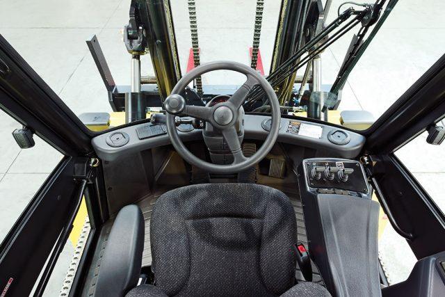 Ťažkotonážny vysokozdvižný vozík H8-16XM-6