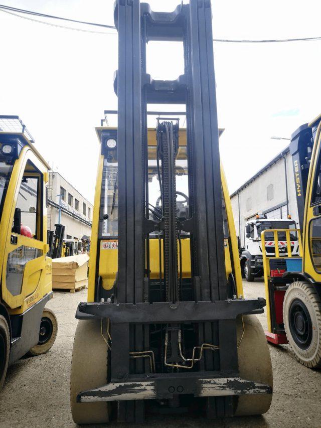 plynový vysokozdvižný vozík Hyster H3.0FT LPG