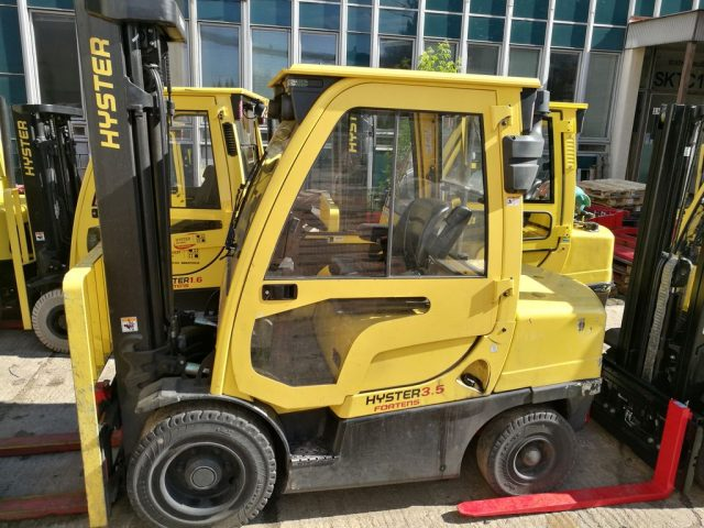 Hyster H3.5FT D (040N)