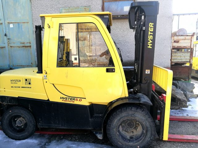 Hyster H5.0FT D 108R