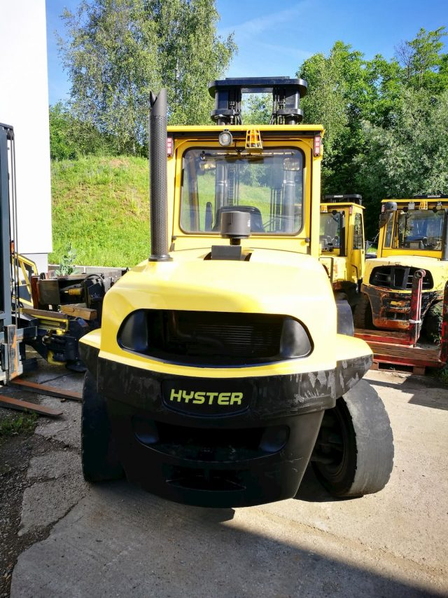 Hyster H8.0FTS