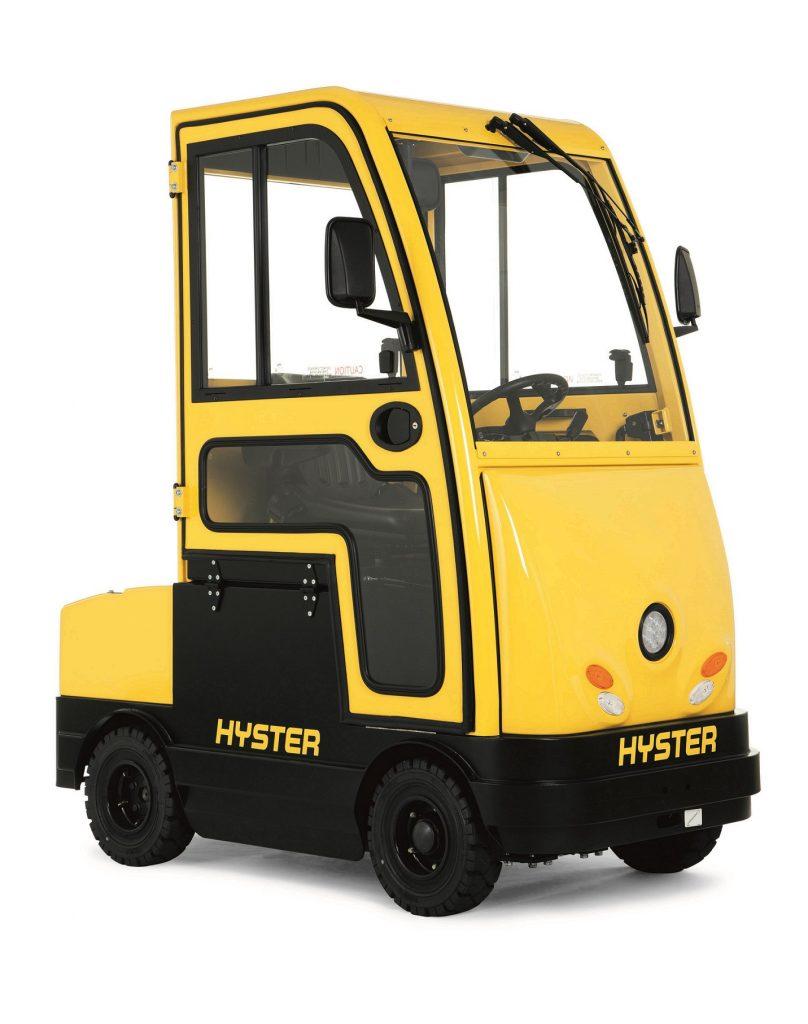 Hyster H8.0T HS4 vlečný tahač s kabínou