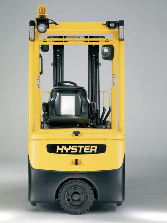 Čelný vysokozdvižný 3 kolesový elektrický vozík J1.5-2.0XNT