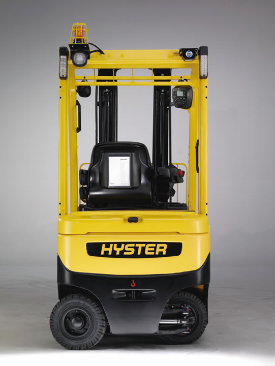 Čelný vysokozdvižný 4 kolesový elektrický vozík J1.6-2.0XN