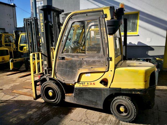 Jazdený vyosokozdvižný vozík Hyster H3.0FT D (347J) (1)