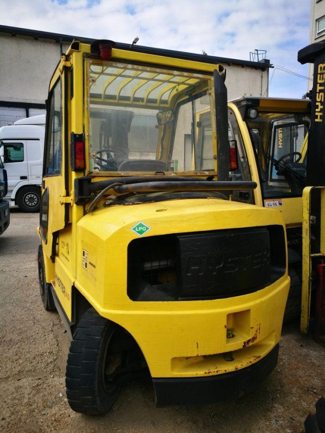 Jazdený vysokozdvižný vozík s LPG pohonom H4.00XM-5 LPG
