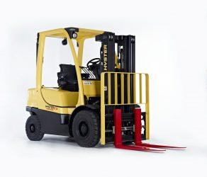 Naftovy vysokozdvizny vozik Hyster H3.5FT D