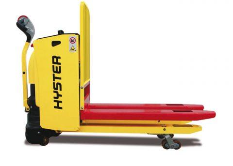 Nízkozdvižný ručne vedený vozík P2.0HL