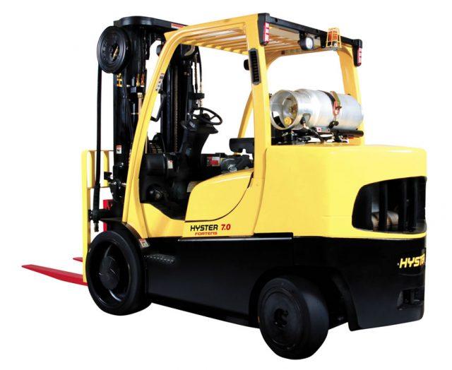 Kompaktný vozík so spaľovacím motorom S6.0-7.0FT