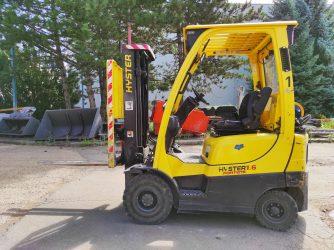 jazdeny elektricky vysokozdvizny vozik Hyster J1.6XN