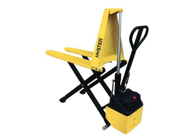 Elektrický nožnicový vozík
